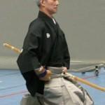 28-30 marzo 2009:  Kyudo, Seminario speciale di Primavera