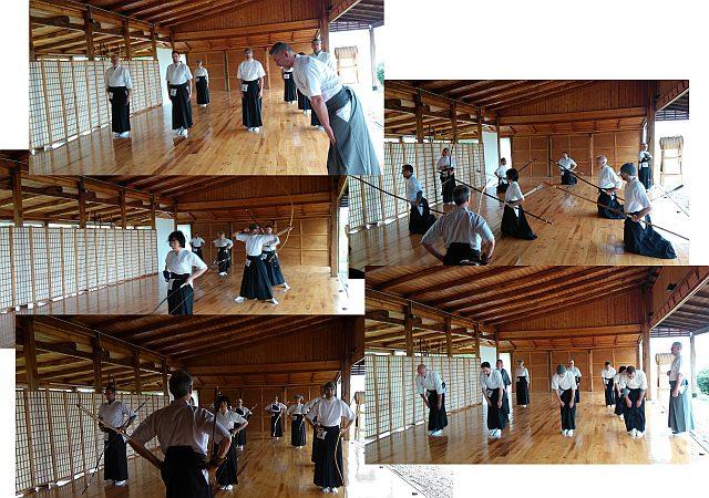 Prima lezione speciale sul Kihontai